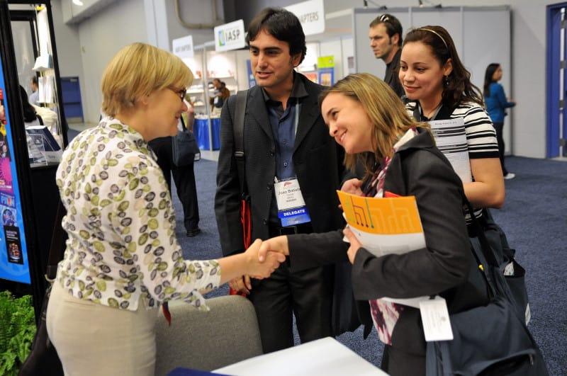 IASP Handshake