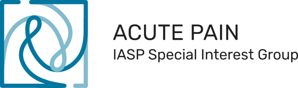 Acute Pain SIG Logo