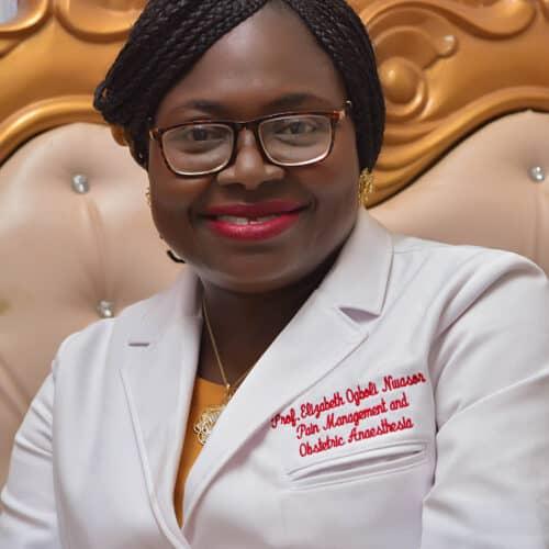 Elizabeth Ogboli Nwasor