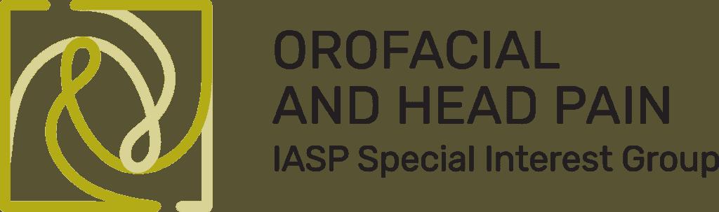 Orofacial and Head Pain SIG Logo