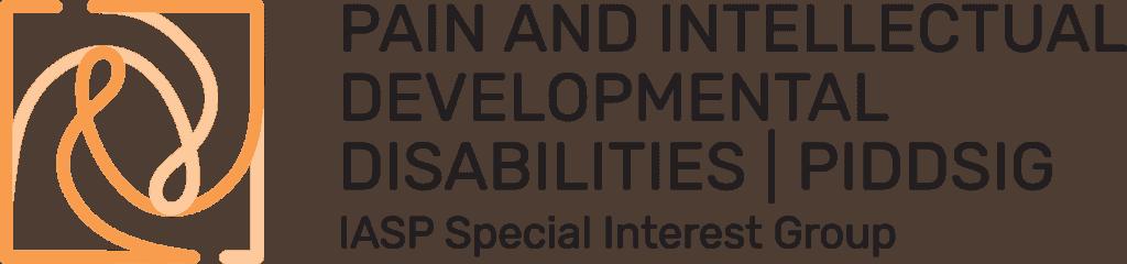 Pain and Intellectual Developmental Disabilities SIG Logo