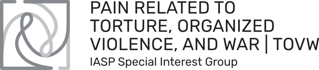 Pain Related to Torture, Organized Violence, and War SIG Logo