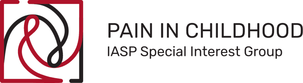 Pain in Childhood SIG Logo