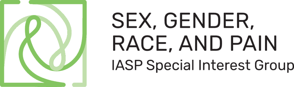 Sex, Gender, Race, and Pain SIG Logo