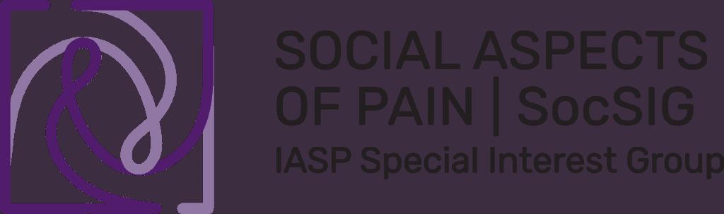 Social Aspects of Pain SIG Logo