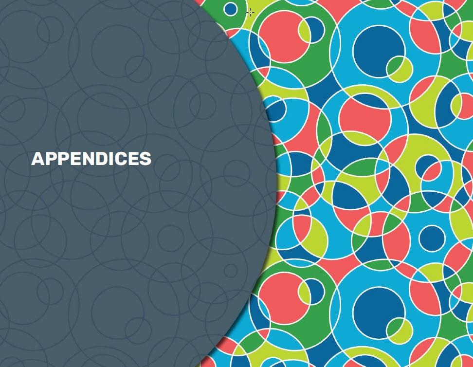 Pain Management Center | Appendices