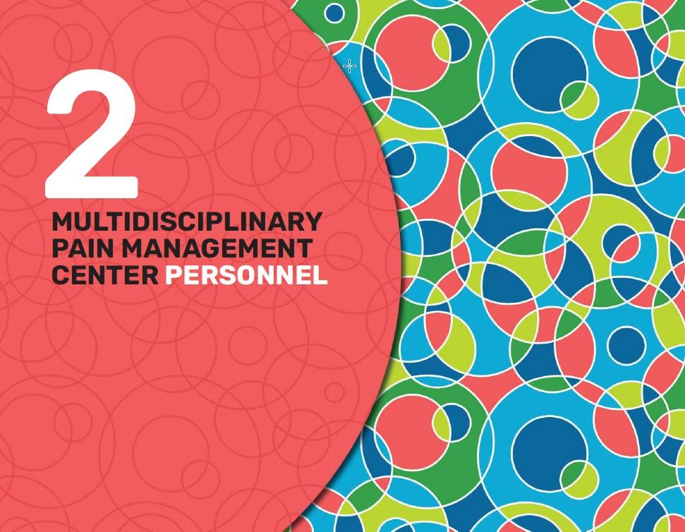 Pain Management Center | Chapter 2