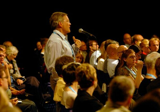 IASP | Question from the Audience